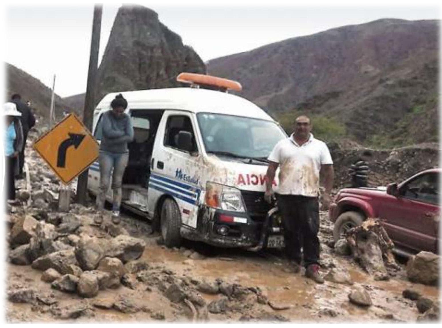 2000 km Strassen beschädigt